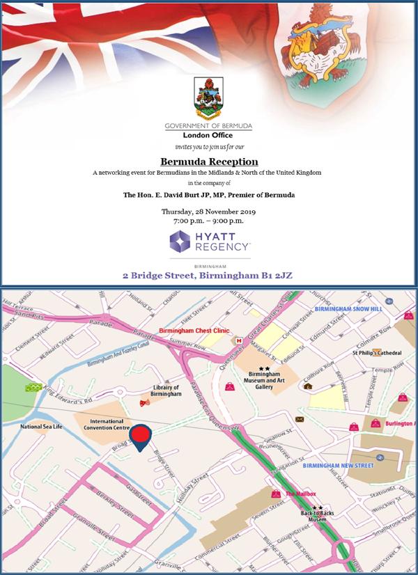 Birmingham Invitation 2019