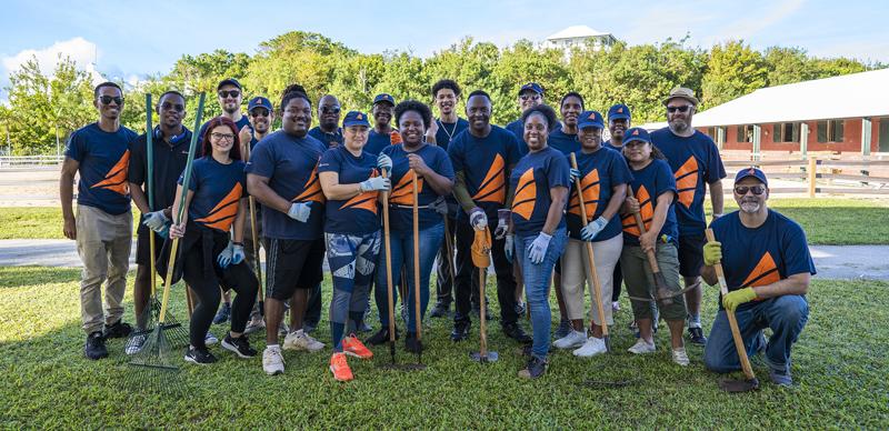 Clarien Supports WindReach Bermuda November 2019