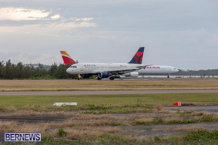 Delta Airlines Plane US Radar Outage Bermuda, November 16 2019-2594