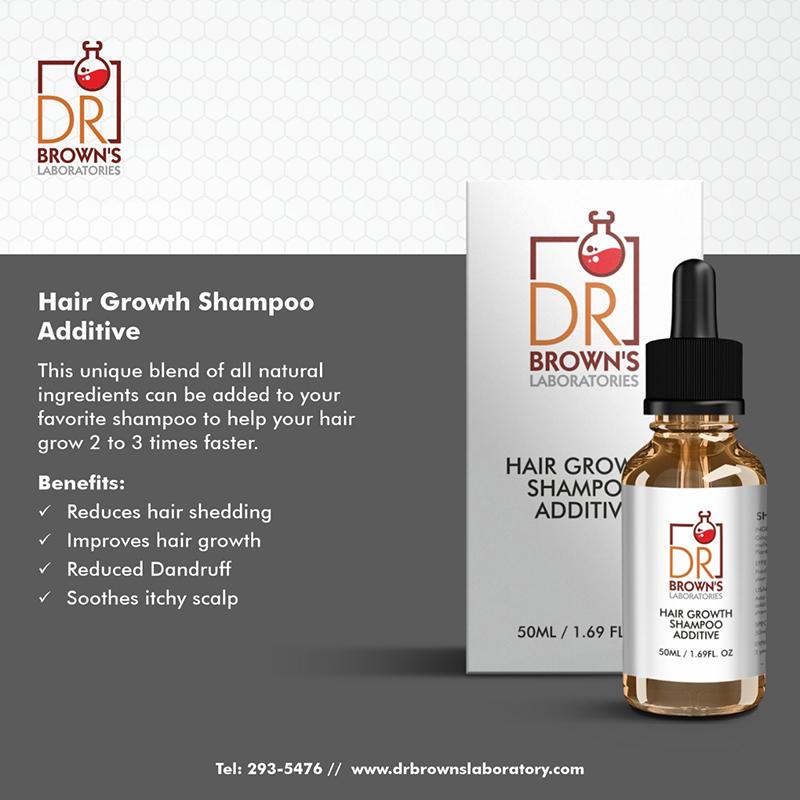 Dr Brown Hair Growth Products Bermuda Nov 2019 (6)