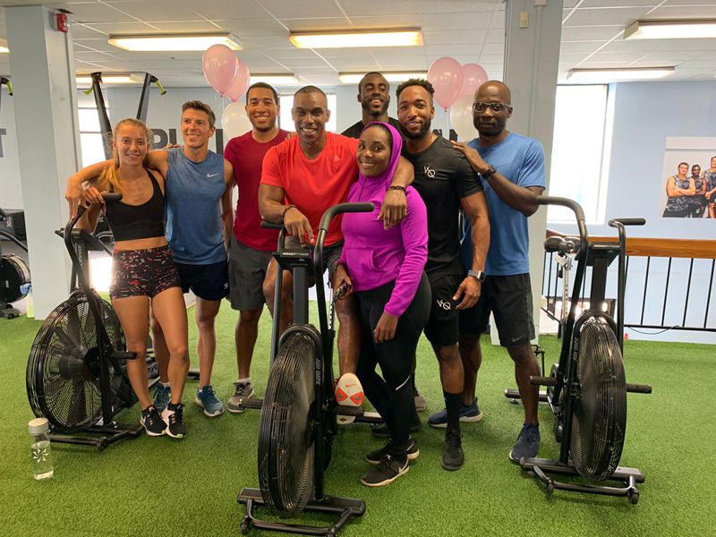 FIT4LIFE Assault Bike Challenge Bermuda Nov 2019 (1)