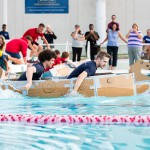 IBA & BAPE Cardboard Boat Challenge Bermuda Nov 16 2019 (1)