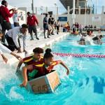 IBA & BAPE Cardboard Boat Challenge Bermuda Nov 16 2019 (133)