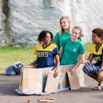 IBA & BAPE Cardboard Boat Challenge Bermuda Nov 16 2019 (16)