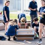 IBA & BAPE Cardboard Boat Challenge Bermuda Nov 16 2019 (30)