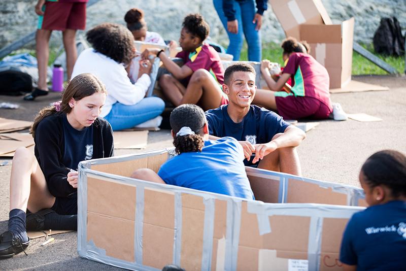 IBA-BAPE-Cardboard-Boat-Challenge-Bermuda-Nov-16-2019-33