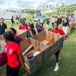 IBA & BAPE Cardboard Boat Challenge Bermuda Nov 16 2019 (52)