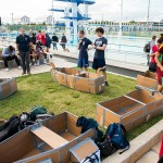 IBA & BAPE Cardboard Boat Challenge Bermuda Nov 16 2019 (54)