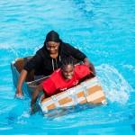 IBA & BAPE Cardboard Boat Challenge Bermuda Nov 16 2019 (98)