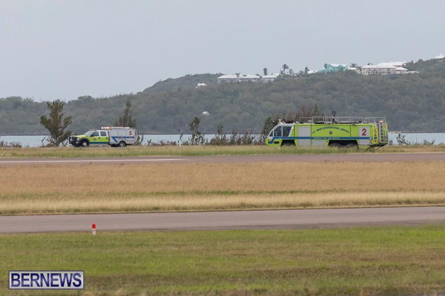 Iberia Airlines Plane US Radar Outage Bermuda, November 16 2019-2675