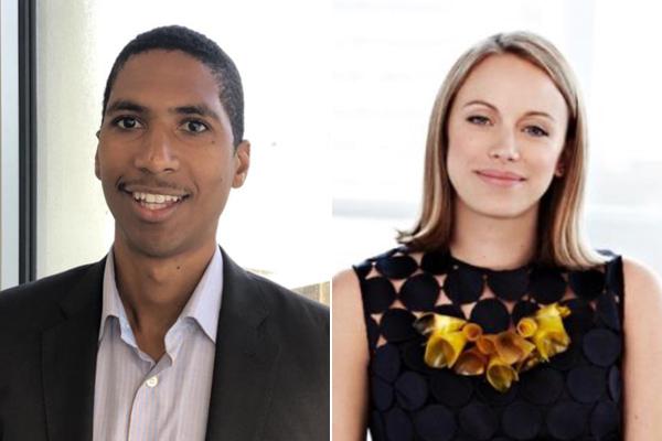 Joel Whitehurst and Eve Godet-Thomas Bermuda Nov 2019