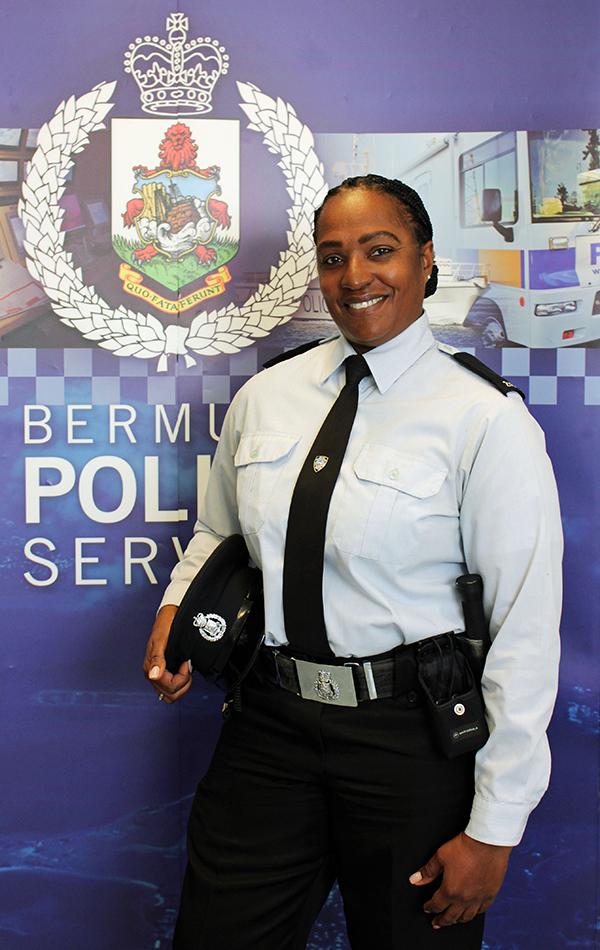 Litanya Smith Bermuda Nov 2019