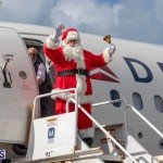 Perform To Learn Pre-School Santa Arrives at LF Wade Airport Bermuda, November 29 2019-4033