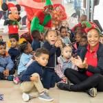 Perform To Learn Pre-School Santa Arrives at LF Wade Airport Bermuda, November 29 2019-4045