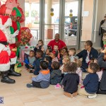 Perform To Learn Pre-School Santa Arrives at LF Wade Airport Bermuda, November 29 2019-4051