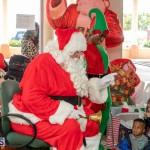 Perform To Learn Pre-School Santa Arrives at LF Wade Airport Bermuda, November 29 2019-4052