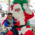 Perform To Learn Pre-School Santa Arrives at LF Wade Airport Bermuda, November 29 2019-4071