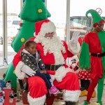 Perform To Learn Pre-School Santa Arrives at LF Wade Airport Bermuda, November 29 2019-4074