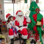 Perform To Learn Pre-School Santa Arrives at LF Wade Airport Bermuda, November 29 2019-4094