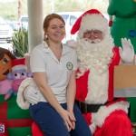 Perform To Learn Pre-School Santa Arrives at LF Wade Airport Bermuda, November 29 2019-4102