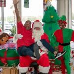 Perform To Learn Pre-School Santa Arrives at LF Wade Airport Bermuda, November 29 2019-4108