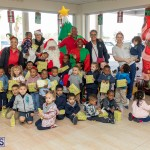 Perform To Learn Pre-School Santa Arrives at LF Wade Airport Bermuda, November 29 2019-4112