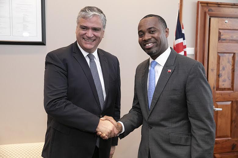 President Vasco Cordeiro Concludes Bermuda Visit Nov 2019 (1)