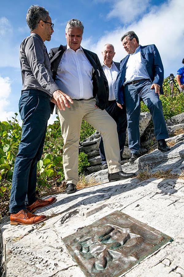 President Vasco Cordeiro Concludes Bermuda Visit Nov 2019 (12)