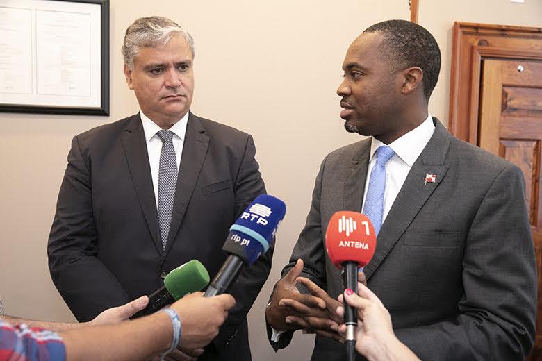 President Vasco Cordeiro Concludes Bermuda Visit Nov 2019 (2)