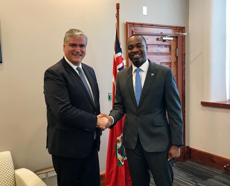 President Vasco Cordeiro Concludes Bermuda Visit Nov 2019 (8)
