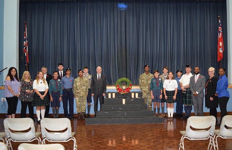 Remember Day Prayer Service Bermuda Nov 2019 (1)