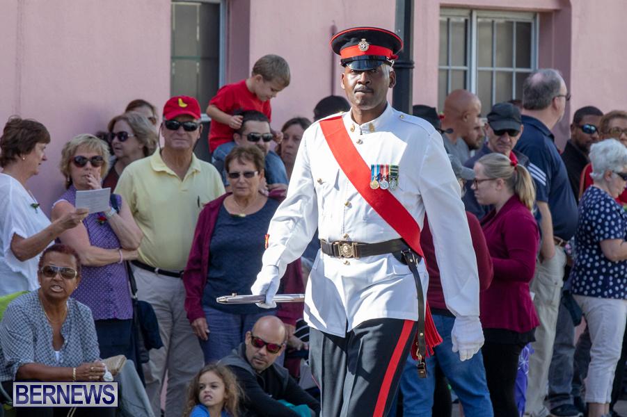 Remembrance-Day-Parade-Bermuda-November-11-2019-1606