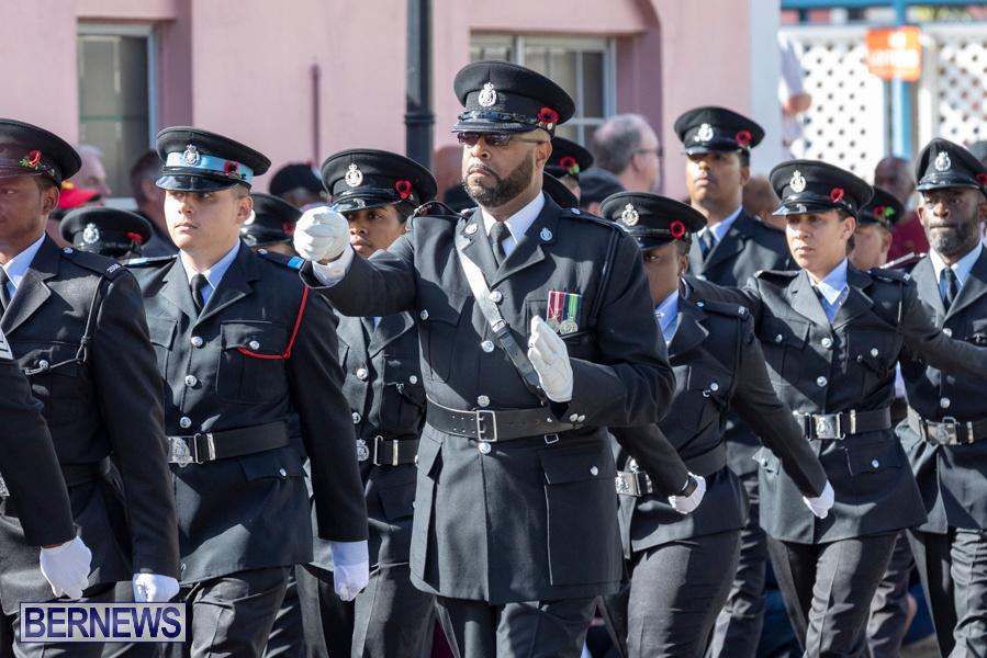 Remembrance-Day-Parade-Bermuda-November-11-2019-1631