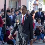 Remembrance Day Parade Bermuda, November 11 2019-1647