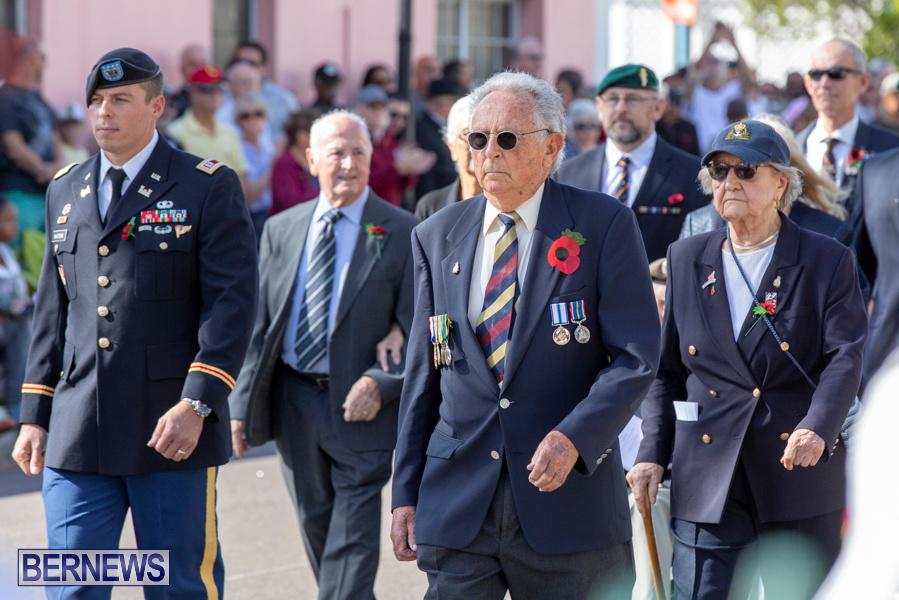 Remembrance-Day-Parade-Bermuda-November-11-2019-1672