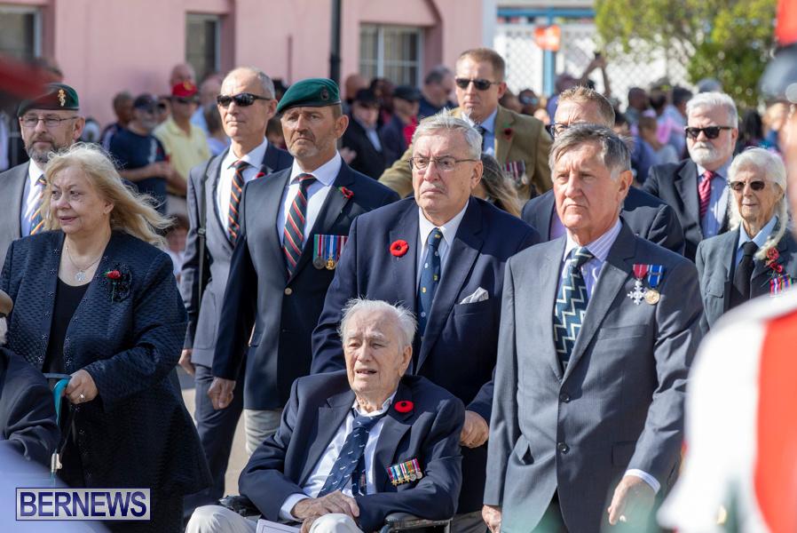 Remembrance-Day-Parade-Bermuda-November-11-2019-1676