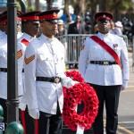 Remembrance Day Parade Bermuda, November 11 2019-1730