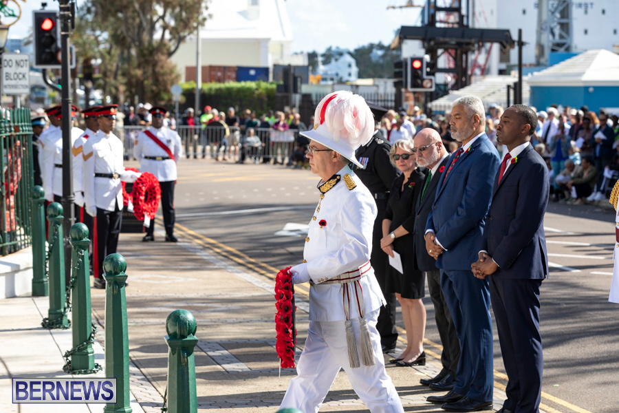 Remembrance-Day-Parade-Bermuda-November-11-2019-1764