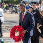 Remembrance Day Parade Bermuda, November 11 2019-1771