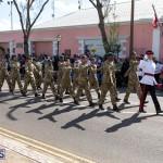 Remembrance Day Parade Bermuda, November 11 2019-1953