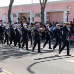 Remembrance Day Parade Bermuda, November 11 2019-1957