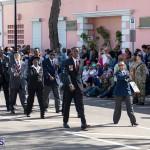 Remembrance Day Parade Bermuda, November 11 2019-1961