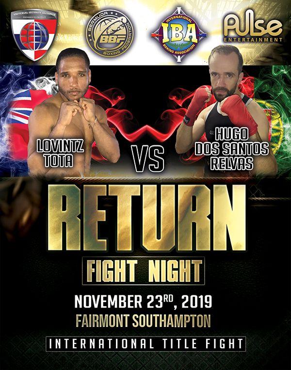 Return Fight Night Bermuda November 6 2019 (2)