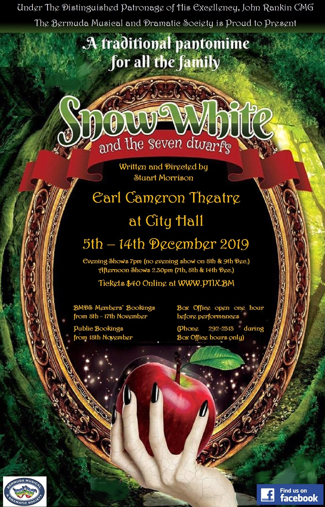 Snow White Poster Updated