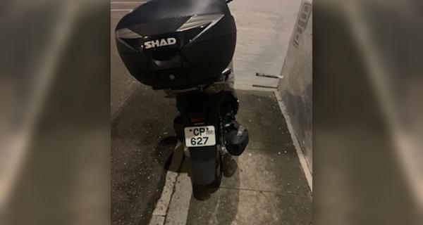 Stolen Bike Bermuda November 2019