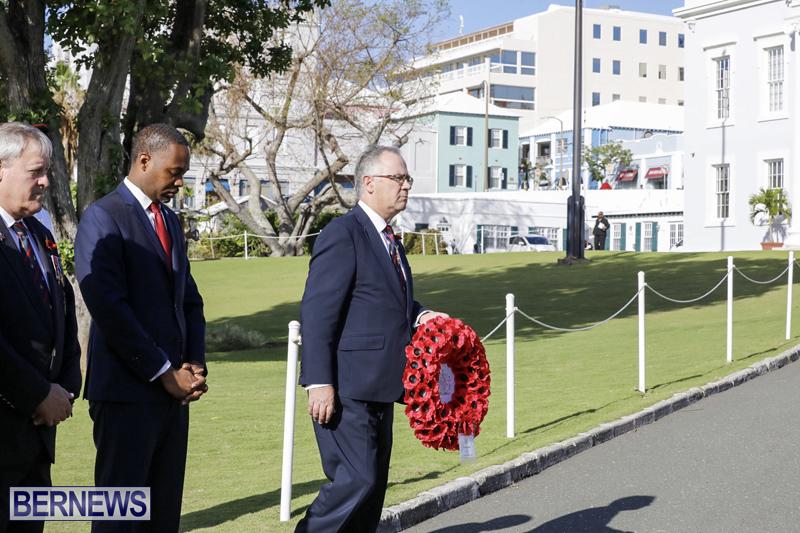 Wreath Laying War Memorial Nov 11 2019 (3)