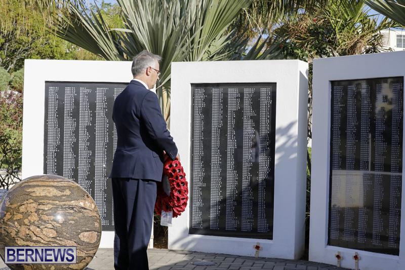 Wreath Laying War Memorial Nov 11 2019 (4)