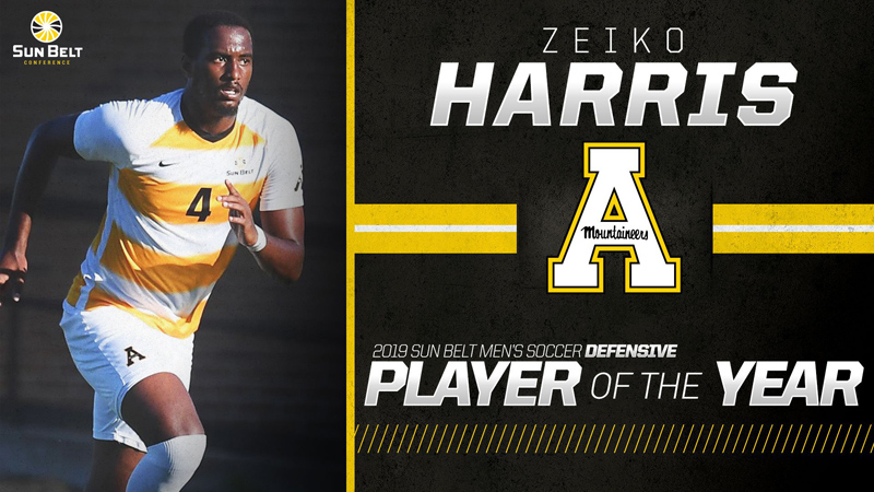 Zeiko Harris Bermuda November 2019