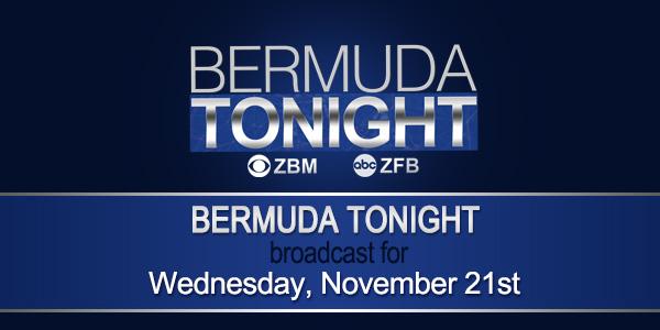 zbm 9 news Bermuda November 21 2018 tc