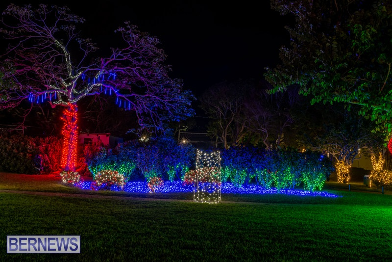 2019 BELCO Festival Of Lights Botanical Gardens Bermuda (1)